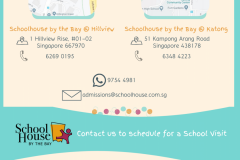 SH Page 4 - Our schools, Contact